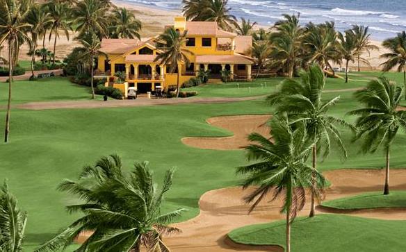 golf costa oro hotel